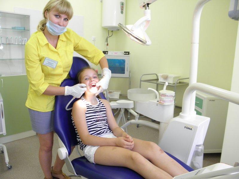 гигиенист стоматологический центра здоровья для детей БУЗ ВО «ВГП№1»