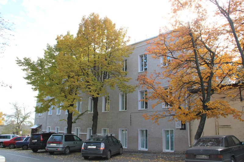Отделение гинекологии 7 больницы