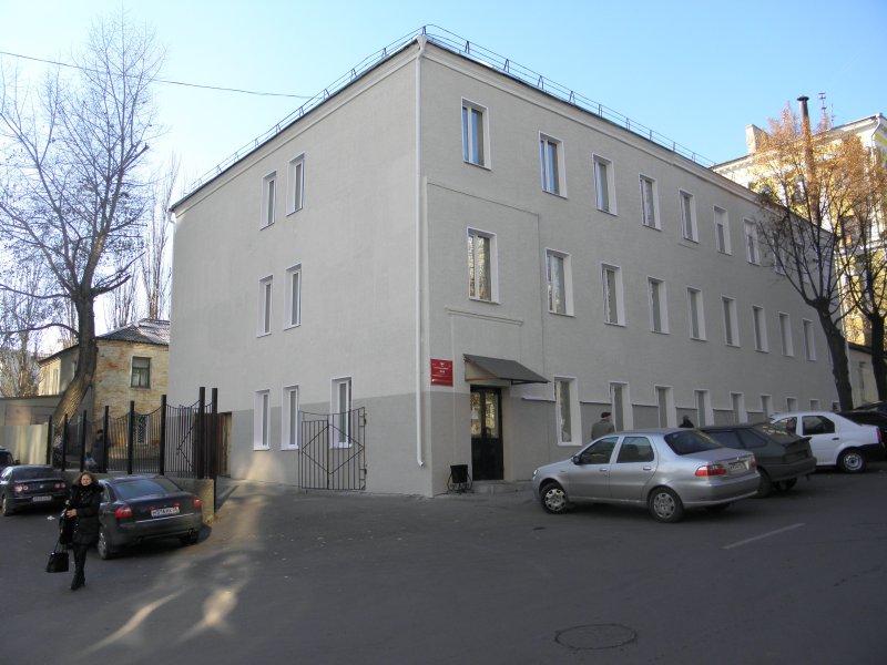 Детская поликлиника №2 ( ул. 20-летия ВЛКСМ, 59)